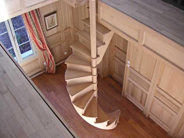 Escalier colimaçon (1)